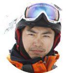 Takuya Tsukada Heliboarding