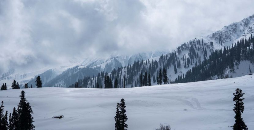 Kashmir Gulmarg Weather
