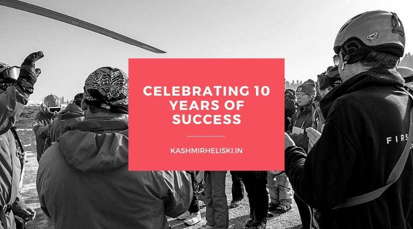 Kashmir Heli Skiing